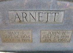 John H Arnett