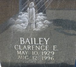 Clarence E Bailey