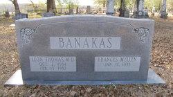 Frances <i>Mellen</i> Banakas