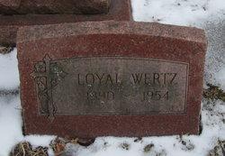 Loyal Wertz
