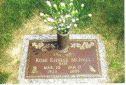 Rose Estelle Bebe <i>Phelps</i> McNall