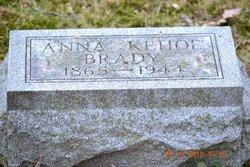 Anna <i>Kehoe</i> Brady