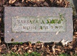Barbara A. Smith