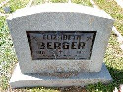 Elizabeth <i>Miksch</i> Berger