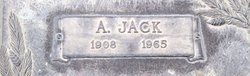 Alonzo Jack Baker