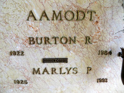 Burton Raymond Aamodt