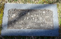 Allie Howell <i>Hartley</i> Rawles