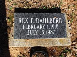 Rex E Dahlberg