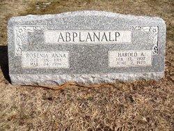 Harold A. Abplanalp