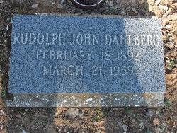 Rudolph John Dahlberg