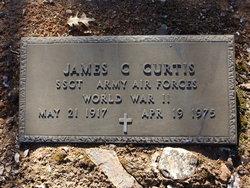 James C Curtis