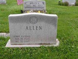 Henry Randall Allen
