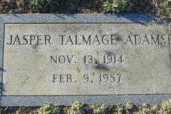 Jasper Talmage Adams