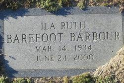 Ila Ruth <i>Barefoot</i> Barbour