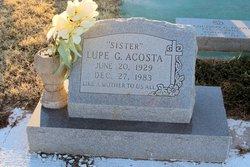 Lupe Garcia <i>Garcia</i> Acosta