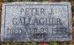 Peter Joseph Gallagher