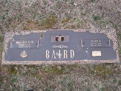 Benjamin O Baird, Sr