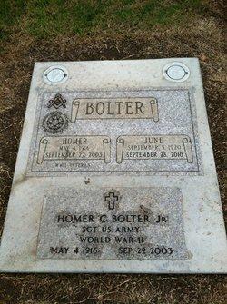 Homer C. Bolter, Jr