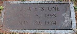 Eliza F Stone