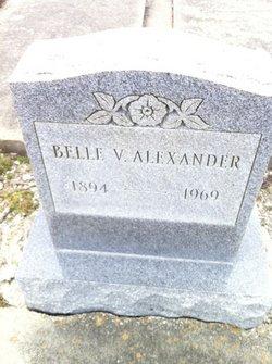 Belle <i>Vanhorn</i> Alexander