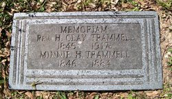Rev Harrison Clay Trammell