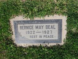 Bernice May Beal