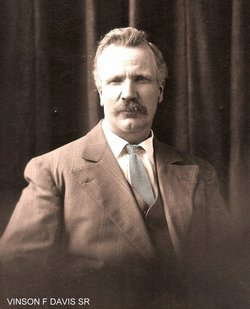 Vinson Frederick Davis, Sr