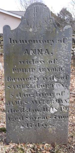 Anna <i>Waterman</i> Arnold