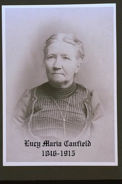 Lucy Maria <i>Canfield</i> Margetts