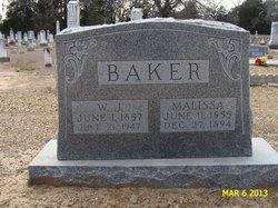 W. J. Baker