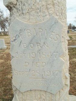 B F Barns