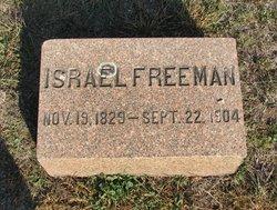 Israel Freeman