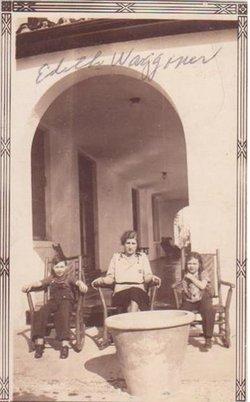 Edith Marie <i>Borror</i> Kenworthy