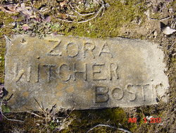 Zora <i>Witcher</i> Bostic