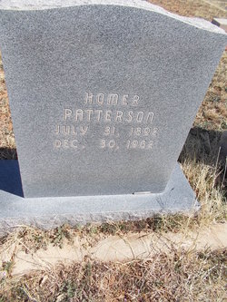 Homer Patterson