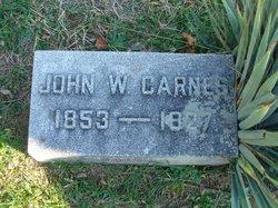 John Wesley Carnes