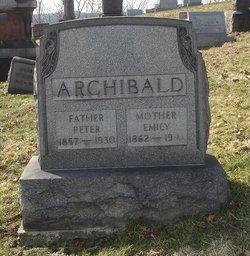 Emily <i>Gulley</i> Archibald