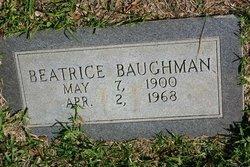 Beatrice Baughman