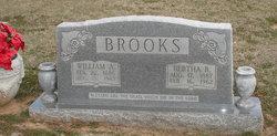 Bertha Ross <i>Houtchens</i> Brooks