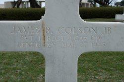 Pvt James Richard Colson, Jr