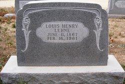 Louis Henry Lehne