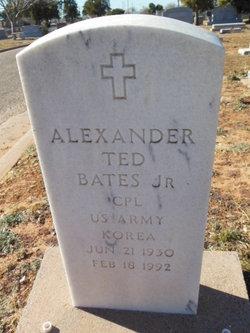 Alexander Ted Bates, Jr