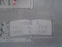 Addie Frances <i>Beam</i> Culbert