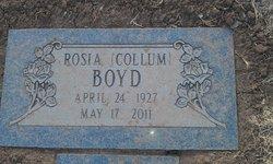 Rosia Lee <i>Collum</i> Boyd