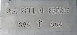 Fr Paul V. Eberle