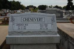 Ella Mae <i>Juneau</i> Chenevert