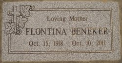 Flontina O. <i>Pounds</i> Beneker