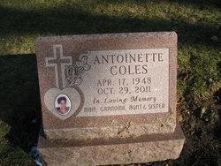 Antoinette Coles