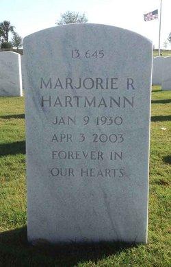 Marjorie Ruth Hartmann