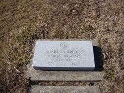 James Thomas Lawless